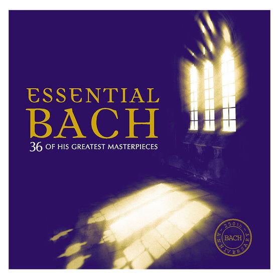 Bach - Essential Bach - CD