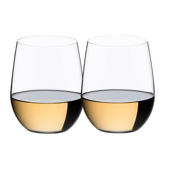 Riedel O Series Viognier/Chardonnay Stemless Wine Glass - Set of 2
