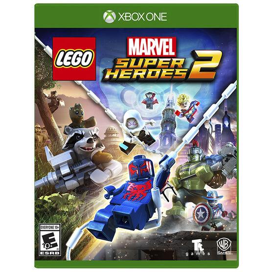 Xbox One Lego Marvel Super Heroes 2