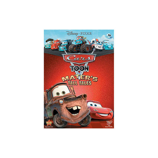 Cars Toon: Mater's Tall Tales - DVD