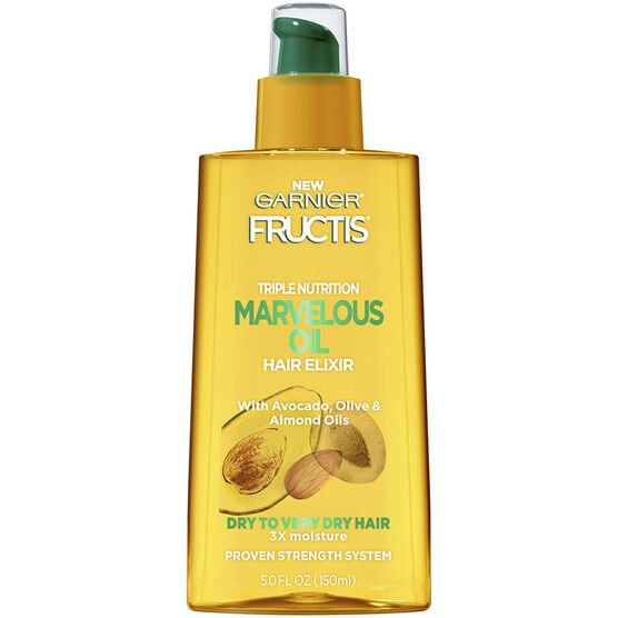 Garnier Fructis Triple Nutrition Miraculous Oil Hair Elixir - 150ml