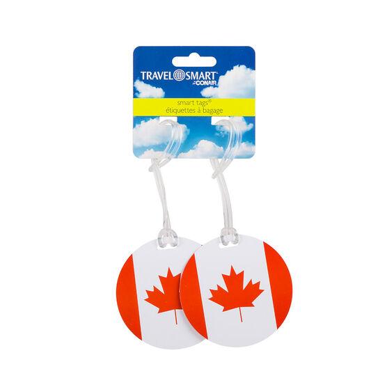 Travel Smart Canada Luggage Tag