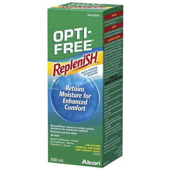Alcon Opti-Free RepleniSH Contact Solution - 300ml