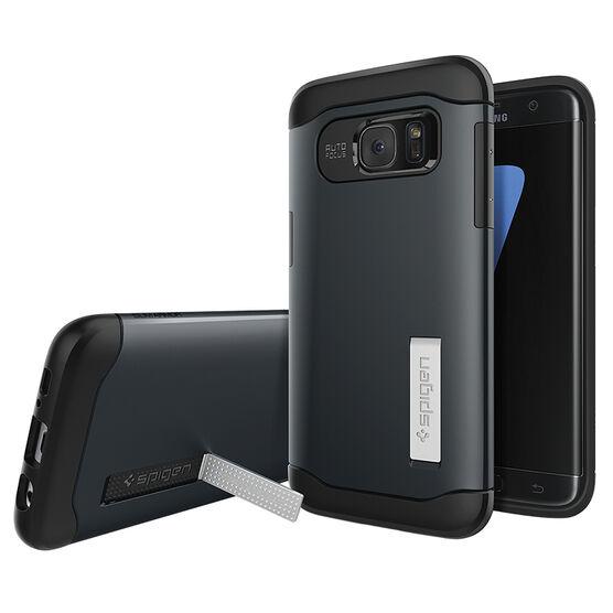 Spigen Slim Armor Case for Galaxy S7 - Metal Slate - SGP555CS20024