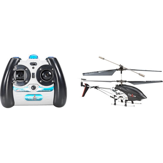 Cobra 3.5 Channel Special Edition Helicopter - Black - 908720