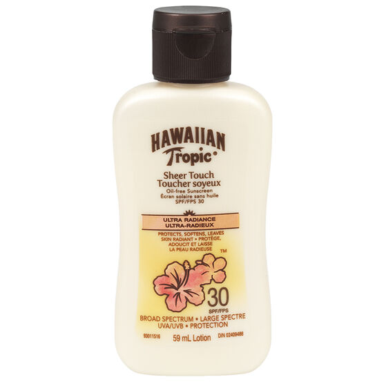Hawaiian Tropic Sheer Touch Sunscreen Lotion - SPF 30 - 59ml