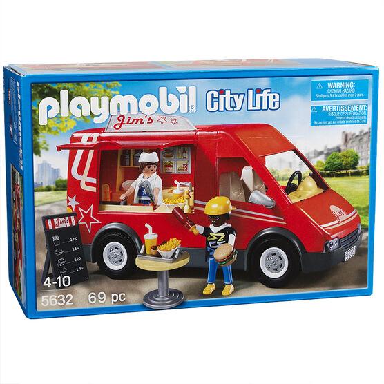 Playmobil City Life - Food Truck - 56320