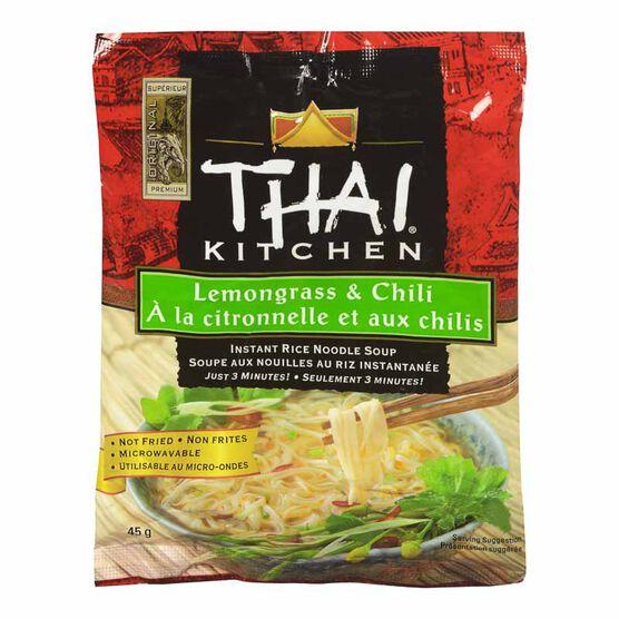 Thai Kitchen Lemongrass Chili Noodle Soup - 45g