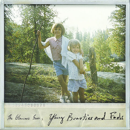 The Glorious Sons - Young Beauties and Fools - CD