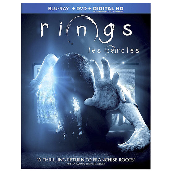 Rings - Blu-ray