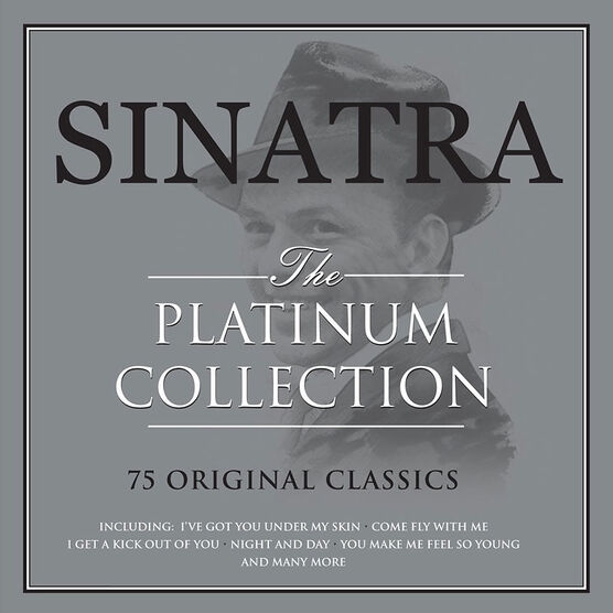 Frank Sinatra - The Platinum Collection - 3 CD
