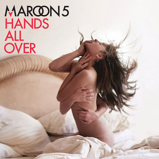 Maroon 5 - Hands All Over - CD