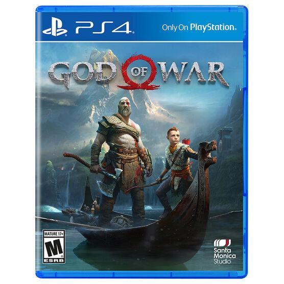 PRE-ORDER: PS4 God of War