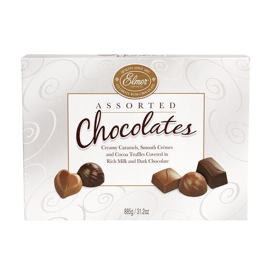 Elmer Assorted Chocolates - 885g