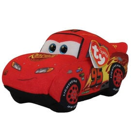 TY Beanie Baby - Cars 3 - Hero McQueen - Red