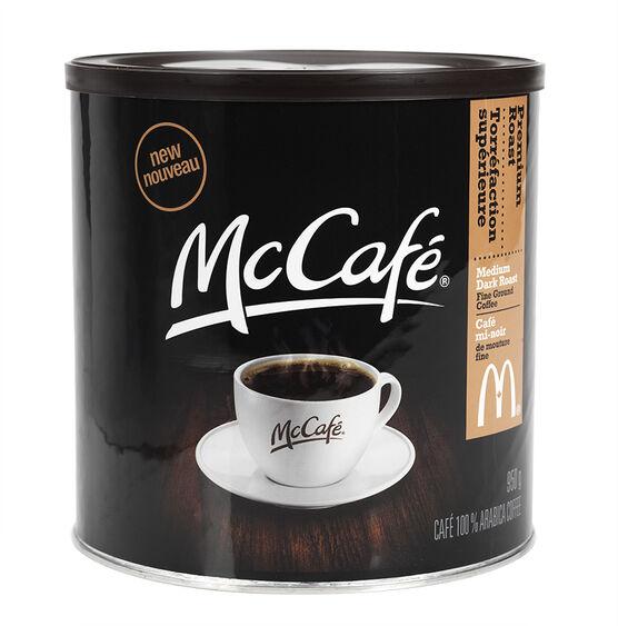 McCafe Premium Roast Coffee - 950g