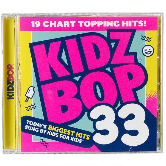 Kidz Bop 33 - CD