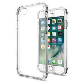 Spigen Crystal Shell for iPhone 7 - Clear - SGP042CS20306