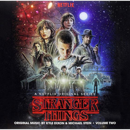 Soundtrack - Stranger Things: Vol. 2 - Coloured Vinyl