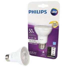 Philips LED Replacement Bulb - Bright White - 50W