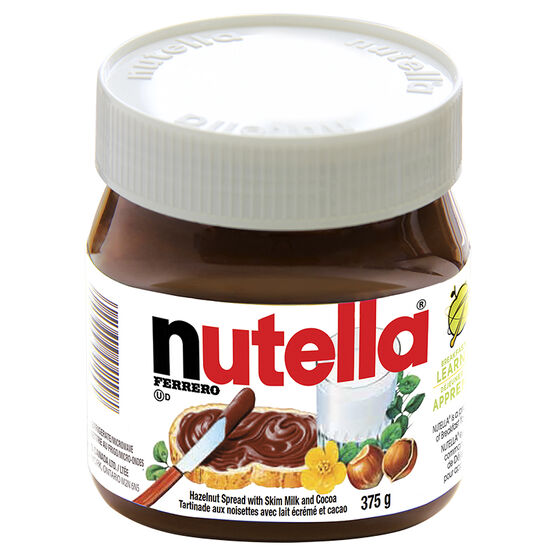 Nutella Hazelnut Spread - 375g