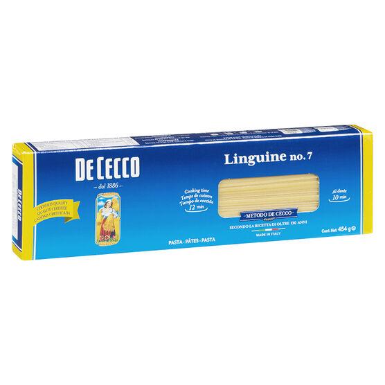 De Cecco Linguine - 454g