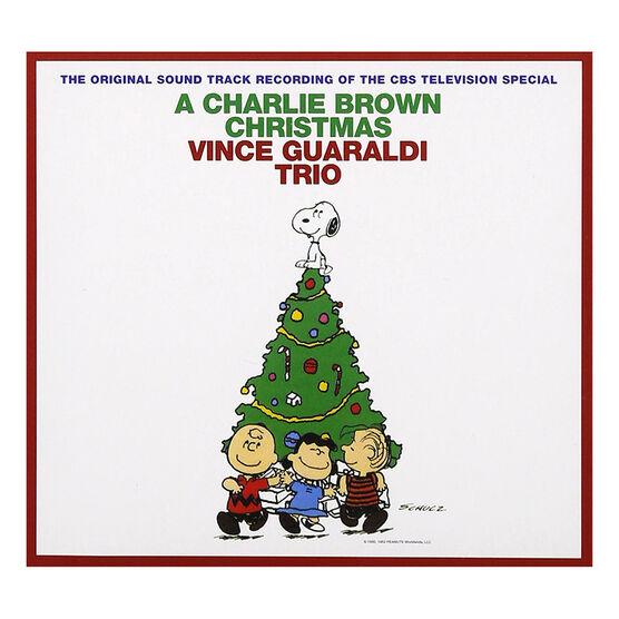 Vince Guaraldi: A Charlie Brown Christmas - CD