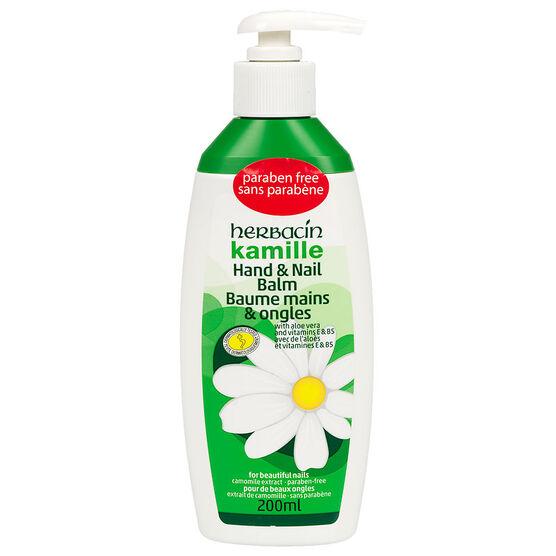 Herbacin Hand & Nail Balm - 200ml