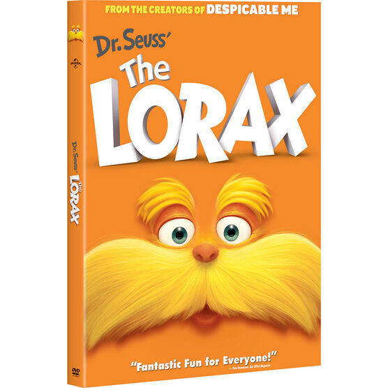 Dr. Seuss' The Lorax - DVD