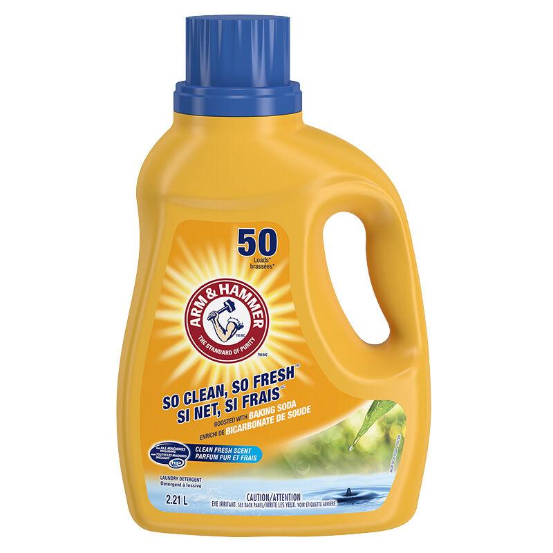 arm u0026 hammer 2x he laundry detergent clean fresh 203l