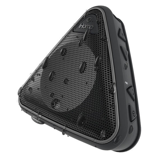 iHome Splashproof Wireless Speaker with Speakerphone