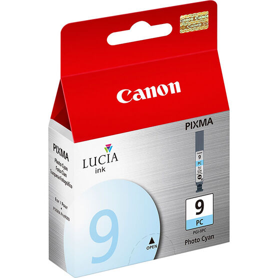 Canon PGI-9 Ink Cartridge - Photo Cyan - 1038B002