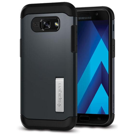 Spigen Slim Armor Case for Samsung Galaxy A5 - Metal Slate
