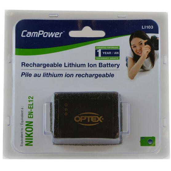 Optex Battery LI103 Nikon - LI103