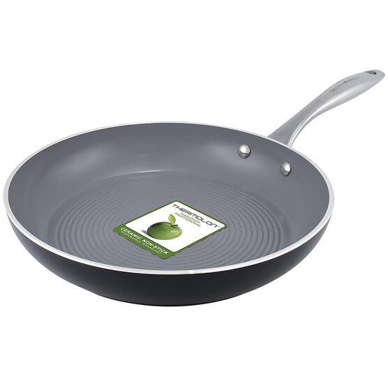 Greenpan 3D OFP Ribbed Frypan - 24cm