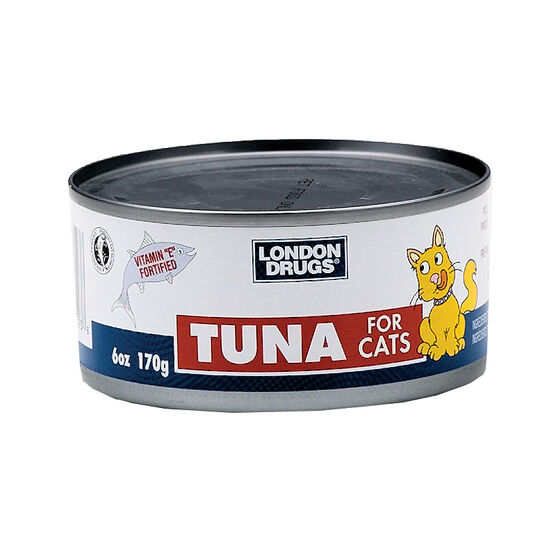 London Drugs Tuna Cat Food - 170g