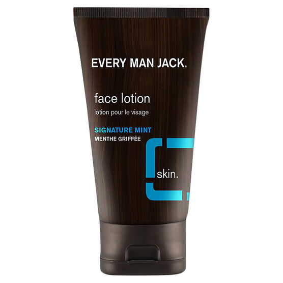 Every Man Jack Post-Shave Face Lotion - Signature Mint - 125ml