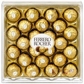 Ferrero Rocher Diamond - 300g/24 piece