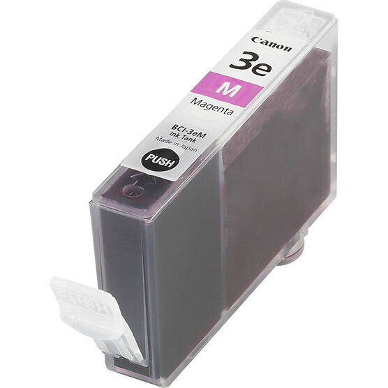Canon BCI-3eM Ink Tank - Magenta - 4481A003