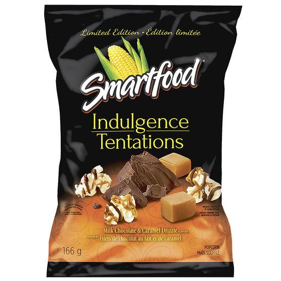 Smartfood Popcorn - Milk Chocolate & Caramel - 166g