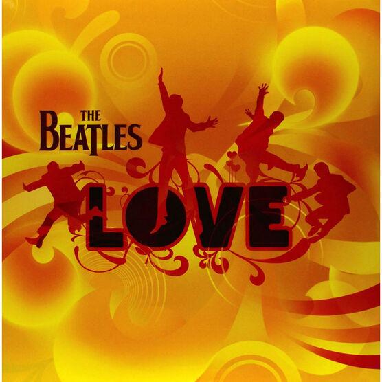 The Beatles - Love - 2 LP Vinyl