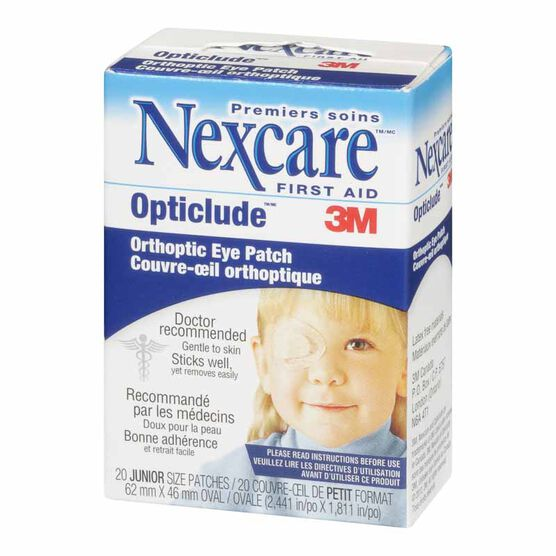 3M Opticlude Eye Patch - Child's Size - 20's