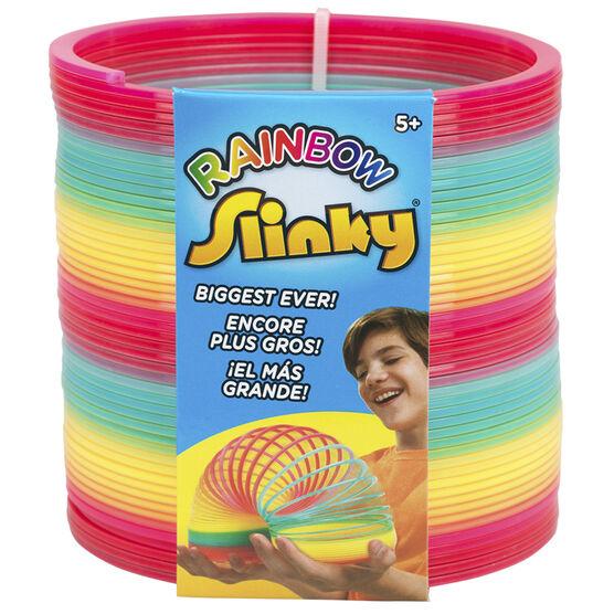 Giant Rainbow Slinky - 5in