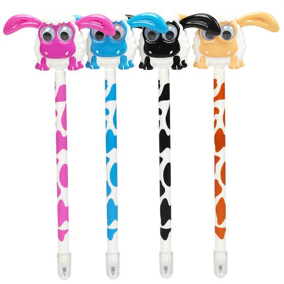 Novelty Pens with Moving Parts - Sheep - Assorted