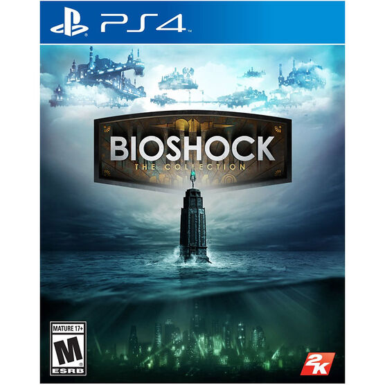 PS4 BioShock: The Collection