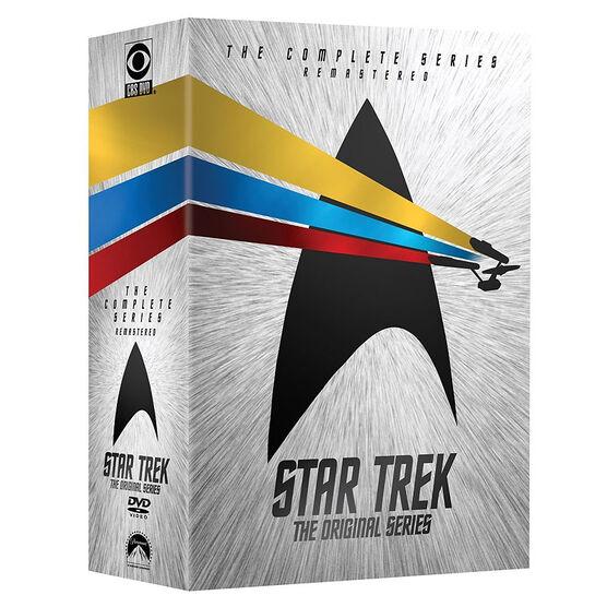 Star Trek: The Original Series - DVD