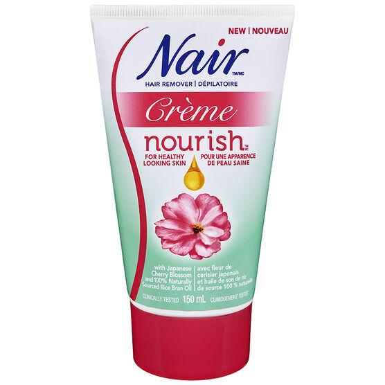 Nair Nair Hair Remover Creme Nourish - 150g