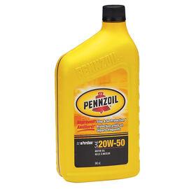 Pennzoil 20W-50 - 946 ml