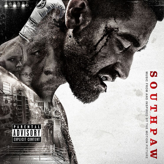 Soundtrack - Southpaw - CD