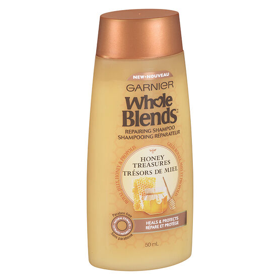 Garnier Whole Blends Repairing Shampoo - Honey Treasures - 50ml